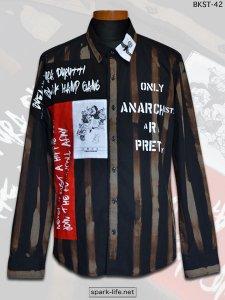 アナーキーシャツ[BKST-42]