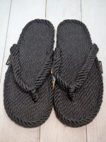 【GURKEE'S】ROPE SANDALS TABAGO(CHARCOAL)