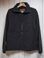 <img class='new_mark_img1' src='//img.shop-pro.jp/img/new/icons41.gif' style='border:none;display:inline;margin:0px;padding:0px;width:auto;' />【BEARRIDGE】FLEECE JACKET(BLACK)