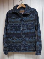 【BEARRIDGE】FLEECE JACKET(MEDERA)