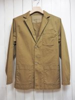<img class='new_mark_img1' src='//img.shop-pro.jp/img/new/icons41.gif' style='border:none;display:inline;margin:0px;padding:0px;width:auto;' />【RUBVALLEY】STRETCH TWILL TAILORED JACKET