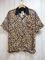 【JOHNNY BUSINESS】TOMEL'S Five Shirts(LEOPARD)