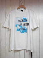 【JOHNNY BUSINESS】My Roots is Here!! T-SHIRT(WHITE)
