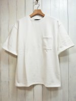 <img class='new_mark_img1' src='https://img.shop-pro.jp/img/new/icons41.gif' style='border:none;display:inline;margin:0px;padding:0px;width:auto;' />【Magine】URAKE BIG SILHOUETTE PKT TEE(WHT)