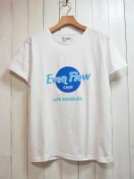 <img class='new_mark_img1' src='https://img.shop-pro.jp/img/new/icons41.gif' style='border:none;display:inline;margin:0px;padding:0px;width:auto;' />【EVEN FLOW】HR LOGO TEE(WHITE)