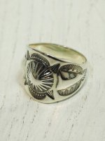 ☆予約商品【amp japan】NATIVE AMERICAN RING