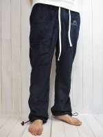 【Burnout】LONG BOA EASY PANTS(DEEP NAVY)