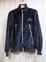 【Burnout】LONG BOA BLOUSON(DEEP NAVY)