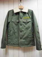 <img class='new_mark_img1' src='//img.shop-pro.jp/img/new/icons16.gif' style='border:none;display:inline;margin:0px;padding:0px;width:auto;' />【Magine】MILITARY BOA FATIGUE SHIRTS BLOUSON