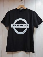 ★再入荷【JOHNNY BUSINESS】Minority Holiday T-Sh(BLACK)