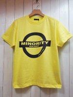 ★再入荷【JOHNNY BUSINESS】Minority Holiday T-Sh(YELLOW)