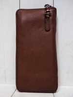 【KETO】WALLET C3S(BROWN)