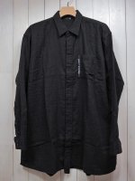 【JOHNNY BUSINESS】In The Tokyo Shirts(BLACK)