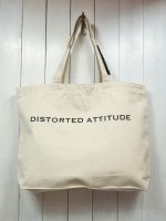 【JOHNNY BUSINESS】Distorted Attitude BAG(NATURAL)