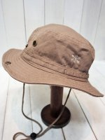 【Burnout】1 POINT CROSSED ARROWS SAFARI HAT(BEIGE)