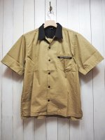 【JOHNNY BUSINESS】Minority Shirts(BEIGE)