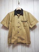 ★再入荷【JOHNNY BUSINESS】Minority Shirts(BEIGE)