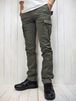 【Magine】SULFUR STRETCH TIGHT CARGO PANTS
