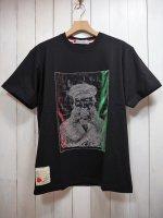 【SEVESKIG】LAME PATCH T(BLACK)