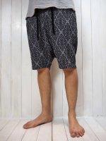 【Burnout】JQ SAROUEL SHORT PANTS
