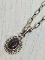 <img class='new_mark_img1' src='//img.shop-pro.jp/img/new/icons14.gif' style='border:none;display:inline;margin:0px;padding:0px;width:auto;' />【KETO】BOLDER OPAL NECKLACE C