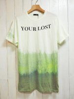 【JOHNNY BUSINESS】YOUR LOST T-SHIRT