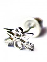 ★最終再入荷【Burnout】CROSSED ARROWS PIERCE