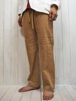 <img class='new_mark_img1' src='https://img.shop-pro.jp/img/new/icons14.gif' style='border:none;display:inline;margin:0px;padding:0px;width:auto;' />【FIVE BROTHER】CORDUROY EASY PANTS(BEIGE)