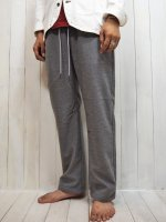 <img class='new_mark_img1' src='https://img.shop-pro.jp/img/new/icons14.gif' style='border:none;display:inline;margin:0px;padding:0px;width:auto;' />【FIVE BROTHER】FLEECE EASY PANTS(GRAY)