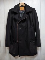 【AYUITE】MELTON WOOL P-COAT