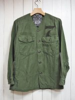 【JOHN'S CLOTHING】REMAKE MILITARY SHIRT