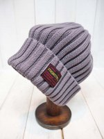 【FIVE BROTHER】COTTON KNIT CAP(GRAY)