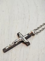 ★再入荷【STRUM】TINY CROSS NECKLACE