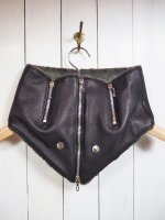 【STRUM】COWHIDE RIDERS NECK WARMER