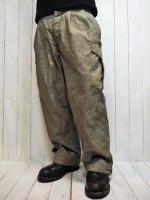 【HIROYUKI OBARA】2TUCK 6P PANTS(KHAKI)