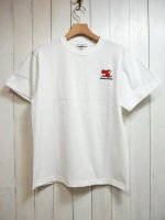 【Burnout】2020 MOUSE TEE(WHITE)