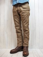 <img class='new_mark_img1' src='https://img.shop-pro.jp/img/new/icons14.gif' style='border:none;display:inline;margin:0px;padding:0px;width:auto;' />【AYUITE】STRETCH CHINO PANTS(BEIGE)