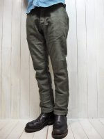 <img class='new_mark_img1' src='https://img.shop-pro.jp/img/new/icons14.gif' style='border:none;display:inline;margin:0px;padding:0px;width:auto;' />【AYUITE】STRETCH CHINO PANTS(KHAKI)