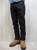 <img class='new_mark_img1' src='https://img.shop-pro.jp/img/new/icons14.gif' style='border:none;display:inline;margin:0px;padding:0px;width:auto;' />【AYUITE】STRETCH CHINO PANTS(BLACK)