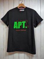 【SEVESKIG】APT T-SHIRT(BLACK)