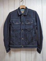 <img class='new_mark_img1' src='https://img.shop-pro.jp/img/new/icons14.gif' style='border:none;display:inline;margin:0px;padding:0px;width:auto;' />【AYUITE】HAND STITCH DENIM JACKET