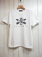 【Burnout】2020 CROSSED ARROWS T-SH(WHITE)
