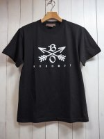 【Burnout】2020 CROSSED ARROWS T-SH(BLACK)
