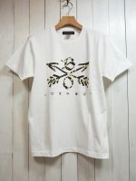【Burnout】BIG ARROWS T-SH(WHITE)