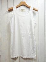 【GRAB IN HOLLYWOOD】TANK TOP(WHITE)