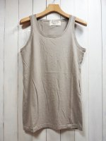 【GRAB IN HOLLYWOOD】TANK TOP(SAND)