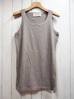 【GRAB IN HOLLYWOOD】TANK TOP(PIG LIGHT GRAY)