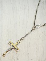 ☆予約商品【amp japan】ROSARIO NECKLACE