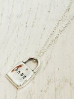 ☆予約商品【amp japan】Rock Necklace