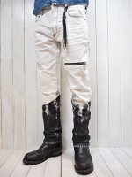 【STRUM×DeeTA】W CORE STRETCH DENIM PANTS